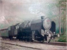 Lokomotiva olej Train, Strollers