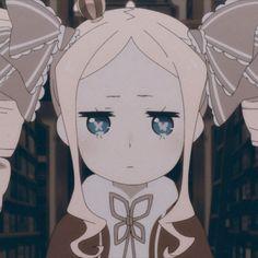 anime   re zero   beatrice re zero   icons   anime icons   re zero icons   re zero season 2 part 2 icons   beatrice re zero icons Beatrice Re Zero, Season 2, Disney Characters, Fictional Characters, Icons, Disney Princess, Art, Women, Art Background