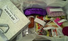 Wedding Planning Survival Kit for a bride-to-be