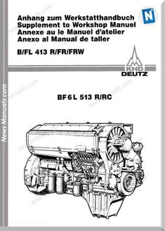 Perkins Diesel Engine 1104 (Re) Repair Manual
