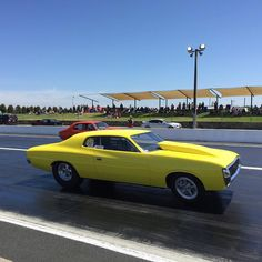 Rob Evans sweet Super Sedan Chrysler @summitracing Racing Equipment Sportsman Series #andradragracing by andradragracing