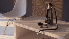 Smoking hookah is an activity best enjoyed when shared. But passing the pipe from one person to another becomes problematic, since the hookah itself needs to be rotated to avoid the pipe coiling around the base. Nebula solves that issue with a pipe that pivots around the hookah, allowing seamless sharing without any need for adjustment. Desk Lamp, Table Lamp, Smoking, My Design, Base, Lighting, Home Decor, Decoration Home, Office Lamp