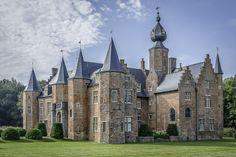 Rumbeke Castle, Belgium, by Campanule on 500px