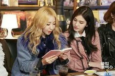 [PIC] Behind The Scenes of Sister Slam Dunk 2 with  #SOMI