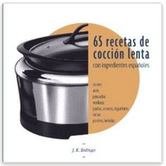 recetas españolas de cocción lenta
