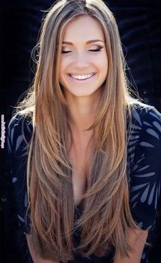 19 Best Womens Haircuts For Long Straight Hair With Layers And Side Bangs Long Layered Hair Straight bangs Hair Haircuts Layers long side straight Womens Haircuts For Long Hair With Layers, Long Hair Haircuts, Long Layered Haircuts Straight, Long Hair Front Layers, Long Haircuts For Women, Long Straight Hairstyles, Long Layered Hair With Side Bangs, Long Straight Layers, Short Layers