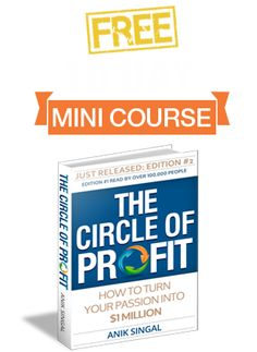 you reed book: The Circle Of Profit