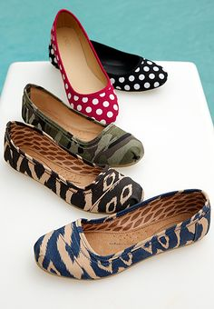 Footprints, cute, affordable, comfortable shoes!