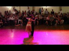 Ney Melo & Ellinor Westrup - Toronto Tango Festival 2012
