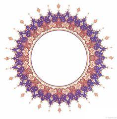 Persian Design 2 - to zoom repeat clicking. Islamic Art Pattern, Pattern Art, Mandala Drawing, Mandala Art, Simple Background Images, Islamic Art Calligraphy, Calligraphy Alphabet, Celtic Art, Celtic Dragon