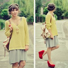 Jump into my heart and stay. (by Maddy C) http://lookbook.nu/look/3857942-Jump-into-my-heart-and-stay