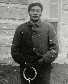 A Cree by the name of Swift Runner, apparently convinced he had been possessed by a Windigo, killed and ate his wife, mother, brother, and six of his own children over the winter of 1878-1879 near Edmonton, Alberta. He was tried, found guilty of murder, and hanged at Fort Saskatchewan in December 1879.