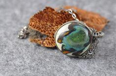 necklace jewelry ceramic jewelry ceramics with tin by zolanna