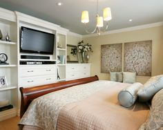 Master Bedroom Storage Cabinet Design, Pictures, Remodel, Decor and Ideas - page 47