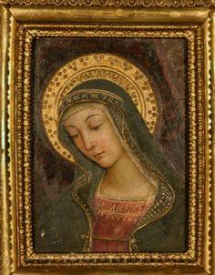 testa greco romana museo s. Italian Renaissance Art, Renaissance Artists, Religious Icons, Religious Art, Rome Exhibition, Madonna, Dresden, Giorgio Vasari, Paint Icon