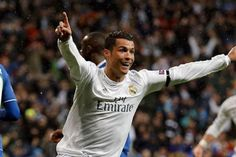 Cristiano Ronaldo bags three while City hit big time