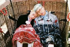 BTS | JIN & RAP MONSTER | 방탄소년단 Special Album '화양연화 Young Forever' Concept Photo