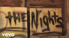 the nights - YouTube