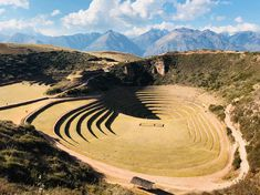 Terraces of Moray by NaomiAhmed #ErnstStrasser #Peru Terraces, Peru, Mountains, Nature, Photography, Travel, Turkey, Decks, Naturaleza