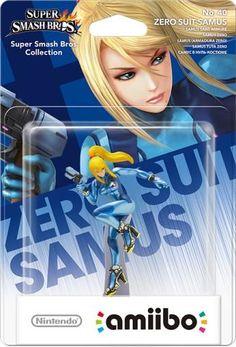 Amiibo Samus sans armure 40 - WII U - Acheter vendre sur Référence Gaming