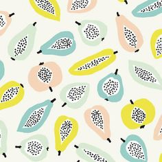 pattern by caroline bourles