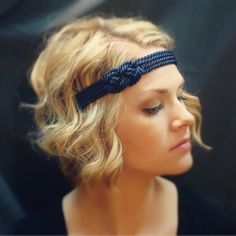 Hey, I found this really awesome Etsy listing at http://www.etsy.com/listing/125248976/nautical-sailor-knot-headband-many