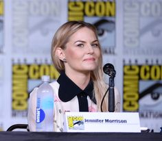 Jennifer Morrison at San Diego Comic Con 2016 - 23 July 2016