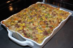 Ready in the whole family gets home visit bottom hamburger an Baked Hamburger Casserole. Description from memoriesoflonda.com. I searched for this on bing.com/images