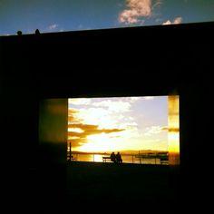 Sunset Oslo