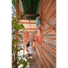 Participatory architecture – TYIN in Bangkok - Livegreen Blog