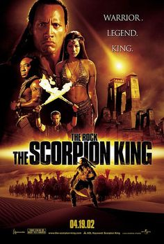 The Scorpion King I found it silly but a mendatory part of the collection. Have any idea why??