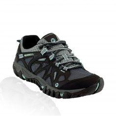 Merrell - All Out Blaze Aero Sport Hiking Shoe - Black/Adventurine