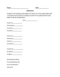 Printables Figures Of Speech Worksheet worksheets on pinterest englishlinx com figures of speech worksheets