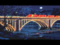 Ultimate UK Christmas Advert Compilation, new for 2015 Coca Cola, Christmas Adverts, Sydney Harbour Bridge, Youtube, 1, World, Travel, Vintage, Old Advertisements
