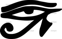 Udjat - Eye of Horus - symbol for Peace and Protection
