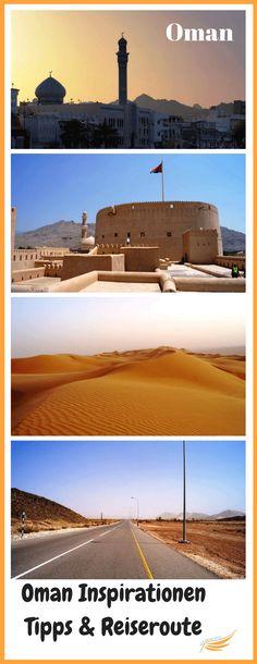 Reisebericht Oman mit Reiseroute Oman für eine Woche und vielen Oman Tipps und Bildern.