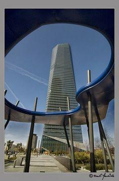 MegaEstructuras: Google+                                                                              Rascacielos   Madrid
