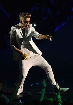 Justin Bieber Performs At The 02 Arena London