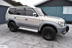 Thousands of used cars on New Zealand's leading online shopping website. Lexus Gx470, Toyota Land Cruiser Prado, Toyota 4, Jeep 4x4, Car Wheels, All Cars, Offroad, Antique Cars, Glass Blocks