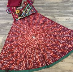 Traditional Ghaghra Choli