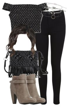 """""""Hayden Inspired Concert Outfit"""" by veterization ❤ liked on Polyvore featuring Miss Selfridge, Abercrombie & Fitch, Target, Topshop, women's clothing, women's fashion, women, female, woman and misses"""