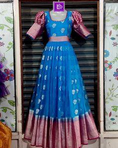 Sleeves Designs For Dresses, Dress Neck Designs, Bridal Blouse Designs, Kids Blouse Designs, Kurta Designs, Indian Long Dress, Indian Gowns Dresses, Indian Fashion Dresses, Frock Patterns