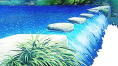 scenery anime - Google Search