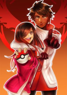 Spark may have caught my eye, but I will be true to my first team, #TeamValor. Honour my mother Candela. Getting active on tumblr once more with Pokemon Go!