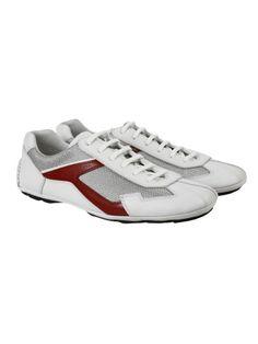 Prada Linea Rossa SNEAKERS. Shop on Italist.com