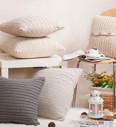 Plaids & coussins | Accessoires de décoration d'intérieur chez Westwing
