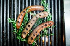 How America's Greatest French Chef Grills a Hot Dog