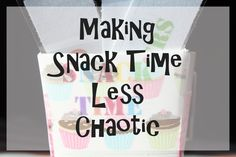 Hey everyone and welcome to the middle of the week!  How are you all doing this week?  Is it a short work week for you or a short school week for your kids?  I'm not sure about everyone else, but before I became a parent, I never imagined the amount of snacks that could be ... [Read more...]