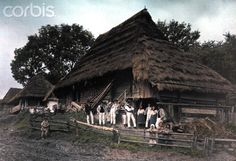 vintage everyday: Stunning Color Photographs of Daily Life in Poland in the 1930s