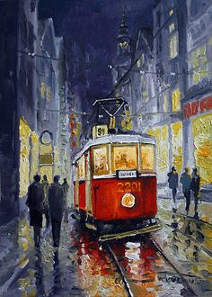 http://www.redbubble.com/people/shevchukart/works/2420990-prague-old-tram-06